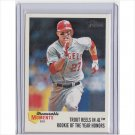 2013 Topps Heritage Memorable Moments #MT Mike Trout