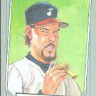 1992 Confex The Baseball Enquirer #7 Jack McDowell