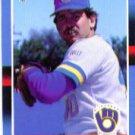 1988 Donruss 49 Mike Birkbeck