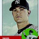 2012 Topps Heritage #42 David Robertson