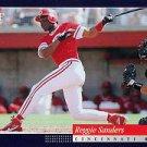 1994 Score #394 Reggie Sanders