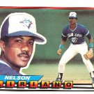 1989 Topps Big 207 Nelson Liriano