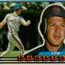 1989 Topps Big 41 Len Dykstra