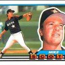 1989 Topps Big 51 Mike Scott