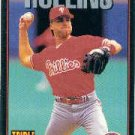 1993 Triple Play #38 Dave Hollins