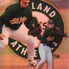 1999 Topps Gold Label Class 1 #8 Eric Chavez