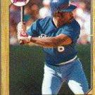 1987 Topps 104 Billy Sample