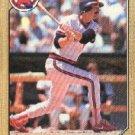 1987 Topps 251 Rob Wilfong