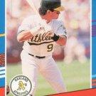 1991 Donruss 158 Mike Gallego