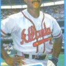 1990 Fleer 593 Lonnie Smith
