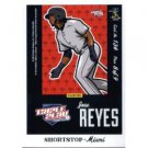 2012 Triple Play #134 Jose Reyes Puzzle
