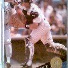 1993 Leaf #184 Mike Stanley