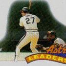 1989 Topps #579 Glenn Davis TL