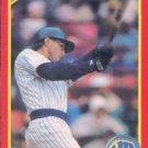 1990 Score 382 Jim Gantner