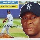 2005 Topps Heritage #407 Felix Rodriguez