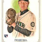 2012 Topps Allen and Ginter #53 Hisashi Iwakuma RC