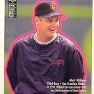 1996 Collector's Choice You Make the Play #45 Matt Williams