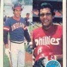 1984 Fleer #627 Manny Trillo IA