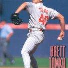 1998 Sports Illustrated World Series Fever #122 Brett Tomko