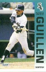 1992 Fleer 82 Ozzie Guillen