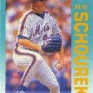 1992 Fleer 516 Pete Schourek