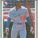 1991 Leaf 112 Kal Daniels