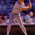 1991 Ultra #119 Mitch Webster UER/Card number is 116