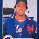 1986 Fleer #88 Ed Lynch