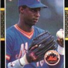 1987 Donruss #118 Darryl Strawberry
