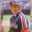 1989 Fleer Update #15 Lance Parrish