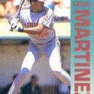1992 Fleer 117 Carlos Martinez