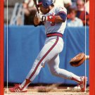 1988 Score 254 Johnny Ray