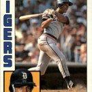 1984 Topps 695 Lou Whitaker