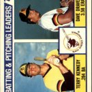 1984 Topps 366 Terry Kennedy/Dave Dravecky TL