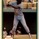 1982 Donruss #101 Alfredo Griffin