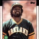 1986 Topps 566 Alfredo Griffin
