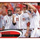 2012 Topps Update #US275 Todd Frazier