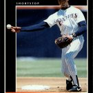 1992 Pinnacle #137 Tony Fernandez