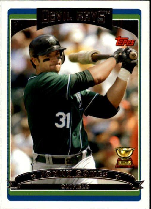 2006 Topps #23 Jonny Gomes