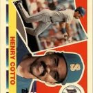 1990 Topps Big 156 Henry Cotto