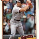 1991 Topps 586 Fred Lynn