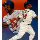1990 Upper Deck 48 Kirby Puckett TC