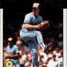 1986 Topps 684 Bob McClure