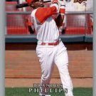 2008 Upper Deck First Edition 342 Brandon Phillips