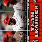 2009 Upper Deck 456 Edinson Volquez/Brandon Phillips/Edwin