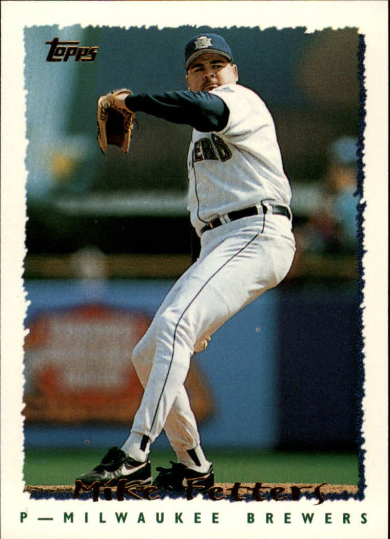 1995 Topps 339 Mike Fetters