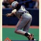1993 Donruss 686 Lou Whitaker