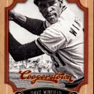 2012 Panini Cooperstown 67 Dave Winfield