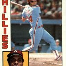 1984 Topps 385 Tony Perez