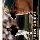 2001 Fleer Tradition 177 Ben Grieve